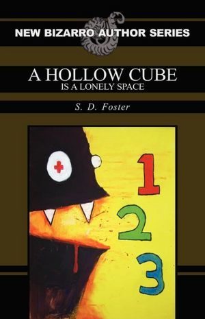 A Hollow Cube Is a Lonely Space by S.D. Foster