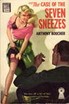 The Case of the Seven Sneezes (A Fergus O'Breen Murder Mystery)