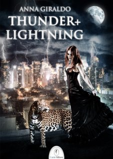 Thunder + Lightning by Anna Giraldo
