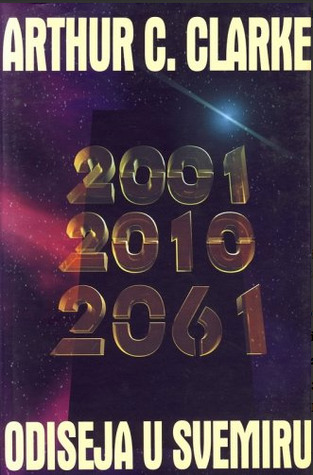 Book Review: The Odyssey Series: 2001, 2010, 2061, and 3001, by Arthur C. Clarke