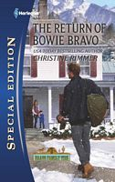 The Return of Bowie Bravo by Christine Rimmer