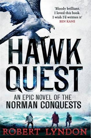 Hawk Quest by Robert Lyndon