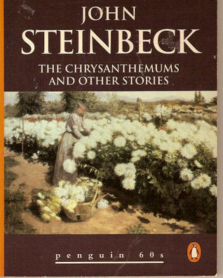 symbolism in john steinbecks the chrysanthemums essay The story of chrysanthemums is all about a married woman named elsa living in salinas valley with her husband they do not have any children to look after.