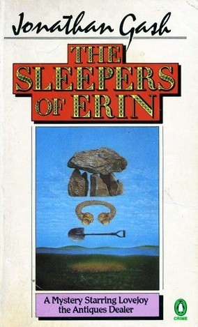 The Sleepers of Erin by Jonathan Gash