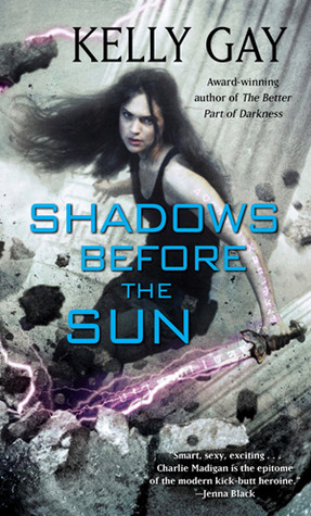 Josh Reviews: Shadows Before The Sun by Kelly Gay