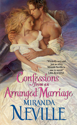 Confessions from an Arranged Marriage (The Burgundy Club, #4)