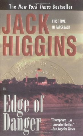 Edge of Danger by Jack Higgins