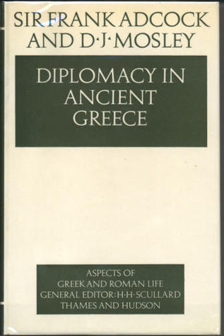 Diplomacy in Ancient Greece (Aspects of Greek and Roman Life series)
