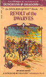 Revolt Of The Dwarves (Endless Quest #5)