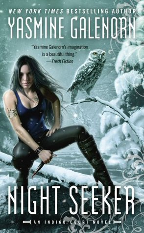 Night Seeker (Indigo Court #3)  - Yasmine Galenorn