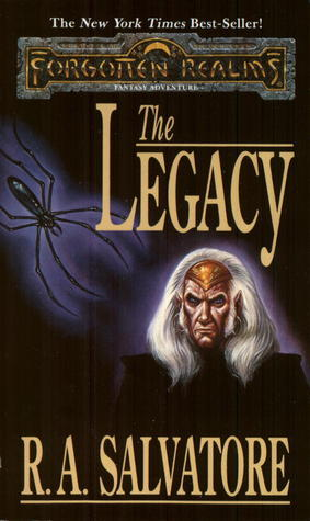 The Legacy by R.A. Salvatore