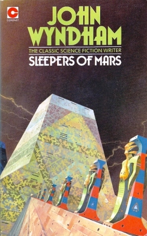 Sleepers Of Mars by John Wyndham