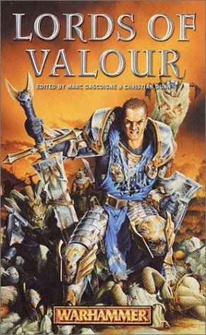 Lords of Valour by Marc Gascoigne