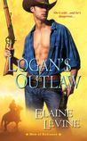 Logan's Outlaw by Elaine Levine