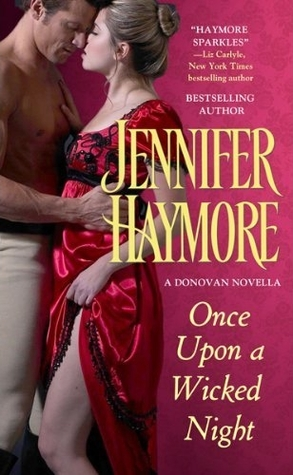 Once Upon a Wicked Night by Jennifer Haymore