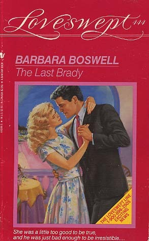 The Last Brady by Barbara Boswell