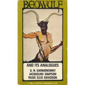 Beowulf and Its Analogues by George Norman Garmonsway