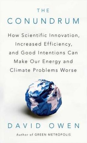 3ms conundrum of efficiency and creativity The conundrum: a thought-provoking book bogged down by contrarianism while reading the first few chapters of the conundrum —david owen's book about energy, resource consumption, and conflicting.