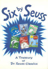 Six by Seuss by Dr. Seuss
