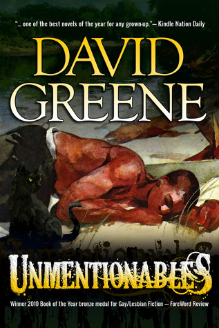 Unmentionables - A Novel by David  Greene