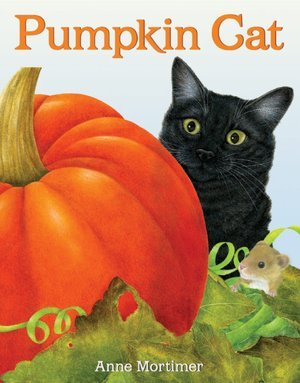 Download online for free Pumpkin Cat PDF by Anne Mortimer