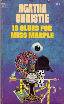 13 Clues for Miss Marple by Agatha Christie