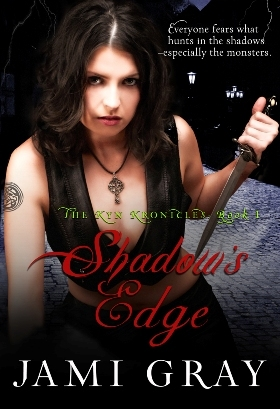 Shadow's Edge (Kyn Kronicles, #1)