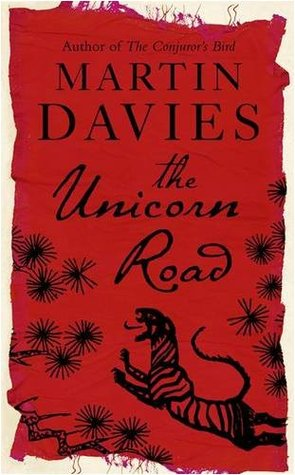 The Unicorn Road by Martin Davies