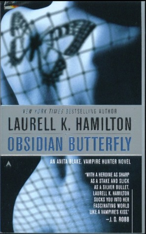 Obsidian Butterfly by Laurell K. Hamilton