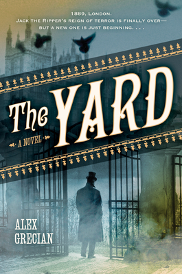 The Yard (The Murder Squad #1)
