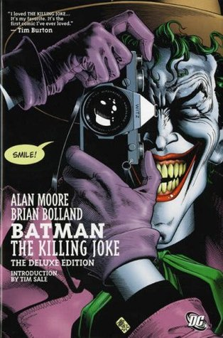 Batman by Alan Moore