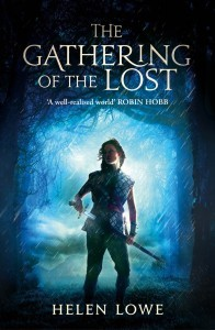 Gathering of the Lost (Wall of Night, #2)