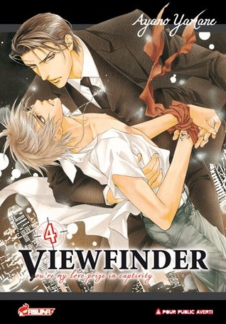 Viewfinder, Tome 4 : you're my love prize in captivity