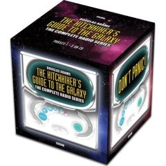 The Hitchhiker's Guide to the Galaxy: The Complete Radio Series (Hitchhiker's Guide: Radio Play, #1-5)