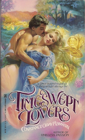 Timeswept Lovers by Constance O'Day-Flannery