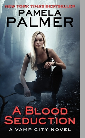 A Blood Seduction by Pamela Palmer