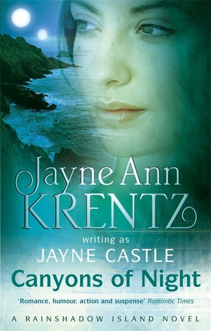 Canyons of Night (Arcane Society,#12)(Harmony, #8) by Jayne Castle