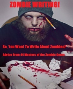 Zombie Writing! by Armand Rosamilia