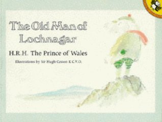 The Old Man of Lochnagar by Charles, Prince of Wales