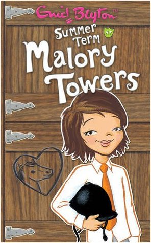 Summer Term at Malory Towers (Malory Towers, #8)