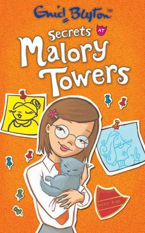Secrets at Malory Towers by Pamela Cox