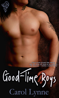 Good-Time Boys by Carol Lynne