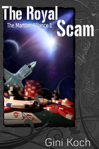 The Royal Scam by Gini Koch