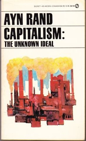 Free download Capitalism: The Unknown Ideal PDF by Ayn Rand