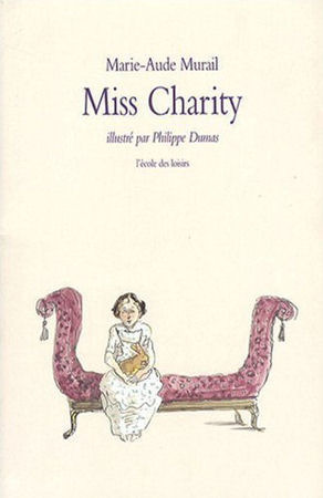 Miss Charity by Marie-Aude Murail