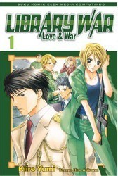 Library War: Love & War,  Vol. 1