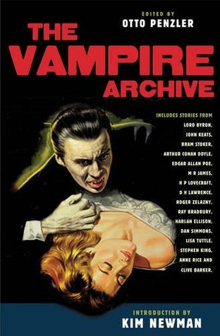 The Vampire Archive by Otto Penzler