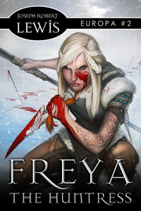 Freya the Huntress (Europa #2)