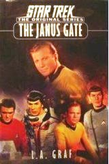 The Janus Gate by L.A. Graf