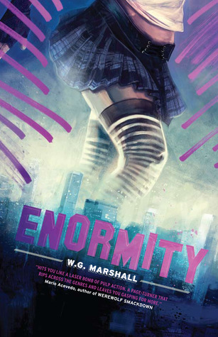 Enormity by W.G. Marshall